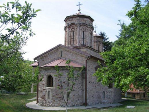 manastir sveta petka